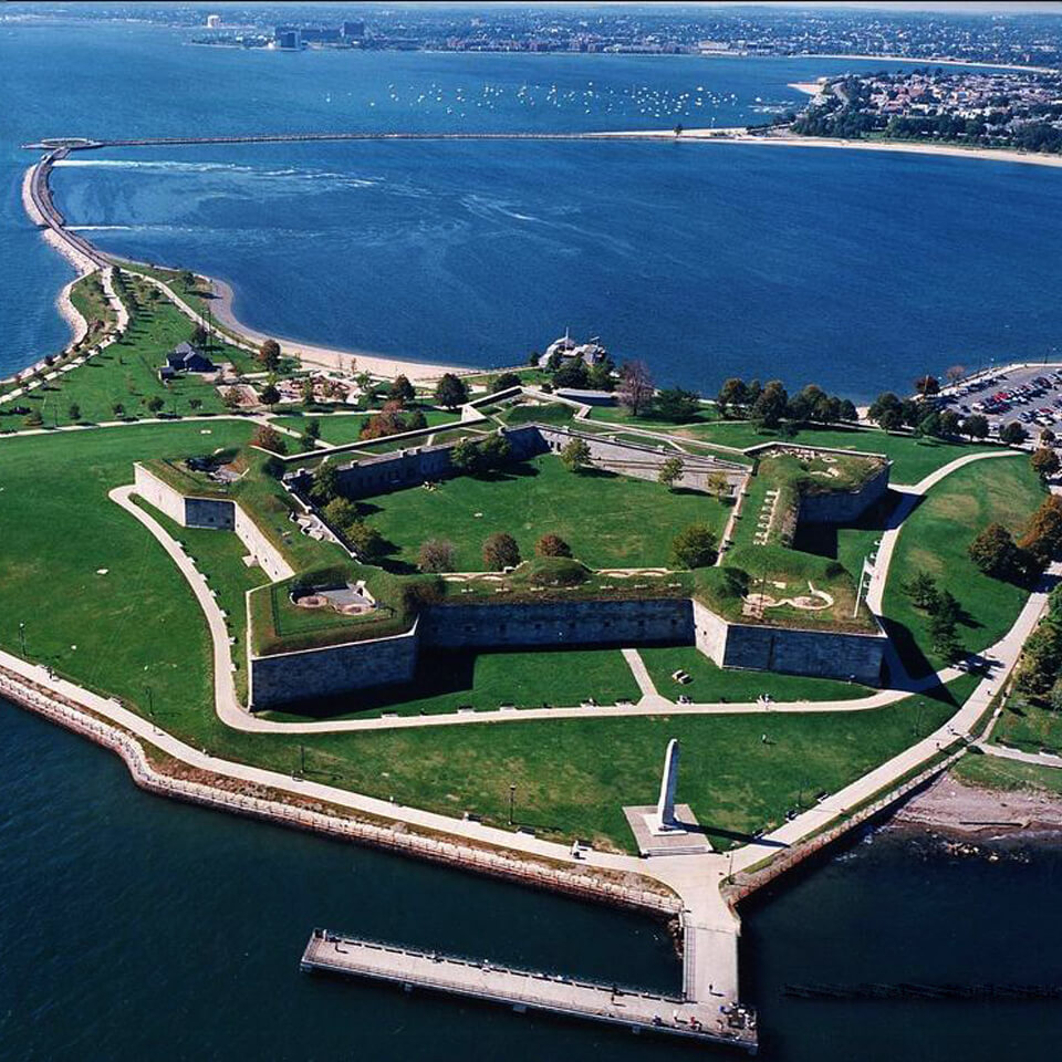 Castle Island, South Boston